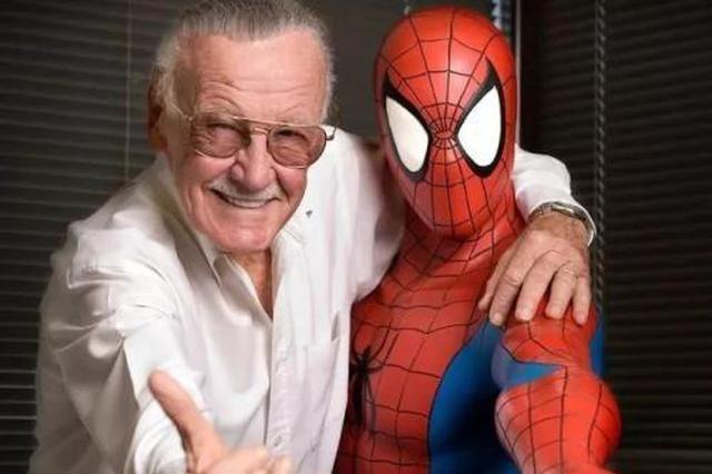 """聚焦丨再见了""""漫威之父""""!斯坦·李去世享年95岁"""