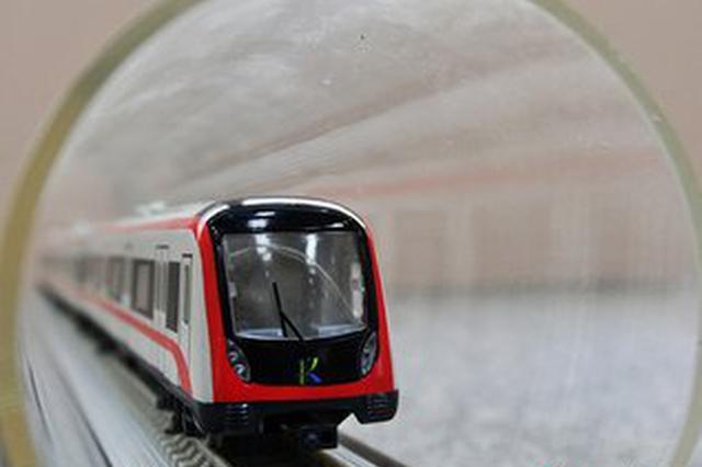 昆明地铁1号和2号线首期工程38列车年底架修