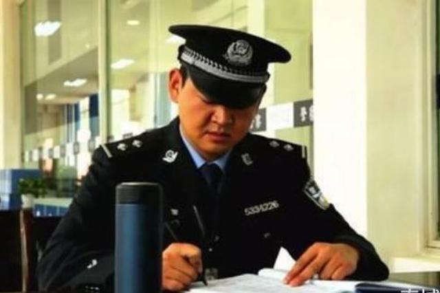 记云南省官渡监狱警察谷志伟:用生命践行铮铮誓言