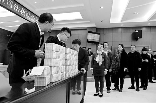 """昆明市官渡区法院涉民生案件""""破冰行动""""执行战果丰硕"""