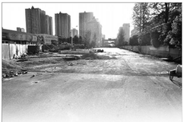 昆明东风路恢复提升 将摸清沿线建筑现状