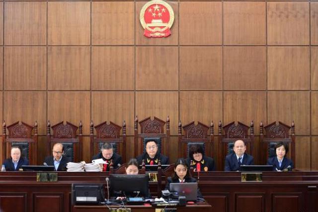 """云南首例""""套路贷""""涉恶案件在曲靖公开审理"""