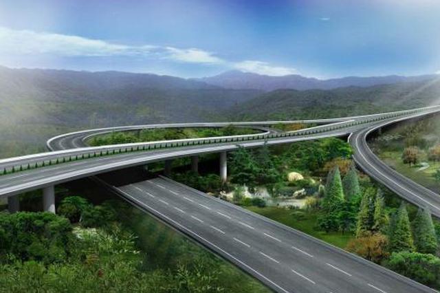 @老司机 安楚高速部分路段施工交通管制