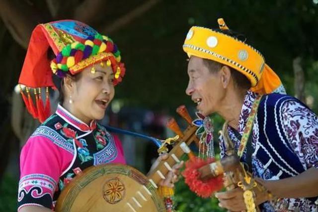 """云品丨元江撒摩""""阿哩""""文化节 玩的就是与众不同"""