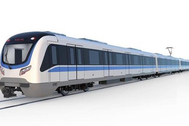 昆明地铁5号线首批列车将于明年3月30日前交付