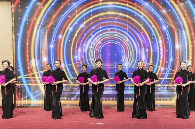 云南首届《百旗争艳》旗袍展演在昆明启幕