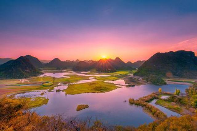 视频丨干净山水淳朴民族 云南的美是看不完的美