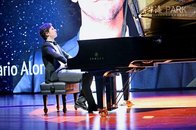 西班牙钢琴王子马里奥奏响保山