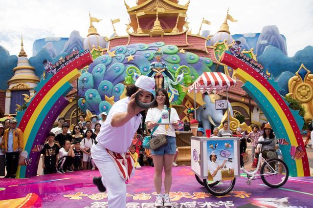 儿童节七彩云南欢乐世界给小朋友们免费啦!