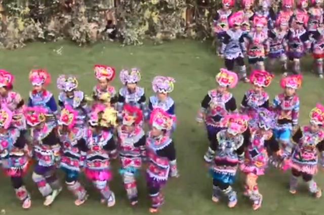 视频丨云的那边就是故乡 七彩云南·2019民族赛装节