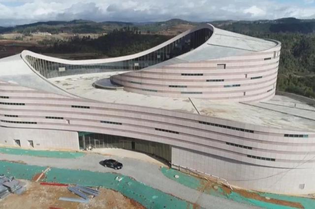 澄江化石地博物馆建设项目稳步推进 预计九月迎接第一批游客