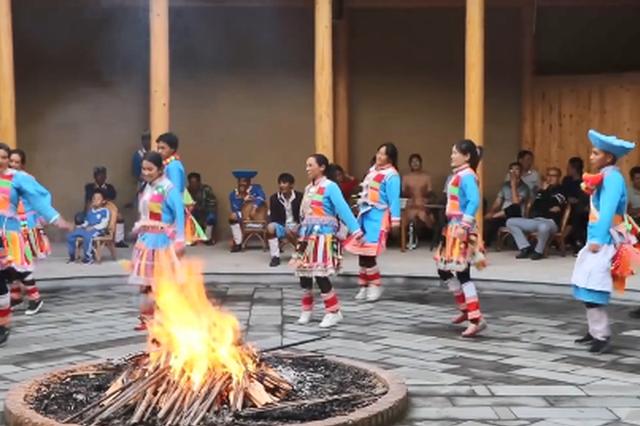 旅游丨大美腾冲 滇滩水城能歌善舞的傈僳族风情