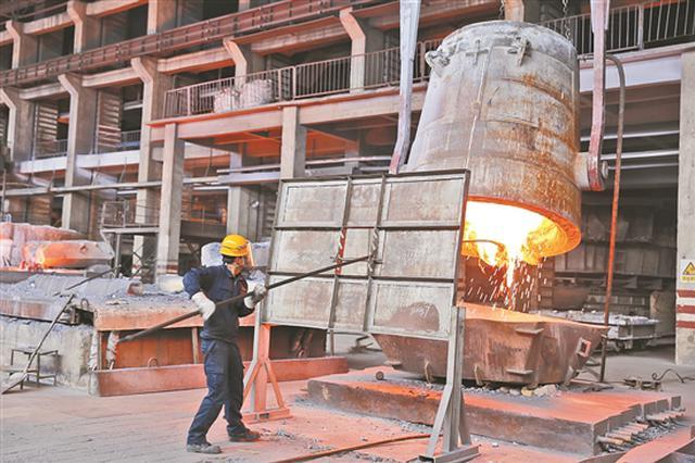 水电硅产业支撑龙陵高质量发展