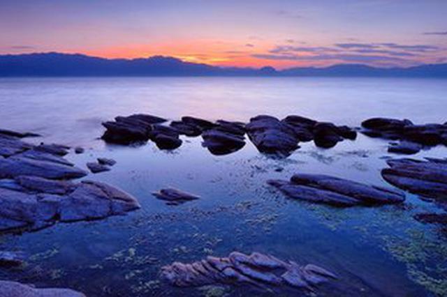 视频丨玉溪抚仙湖:云南旅游最简单的快乐时光