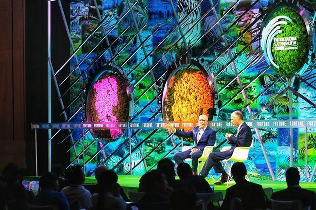 2019年《财富》全球可持续论坛在云南玉溪举行