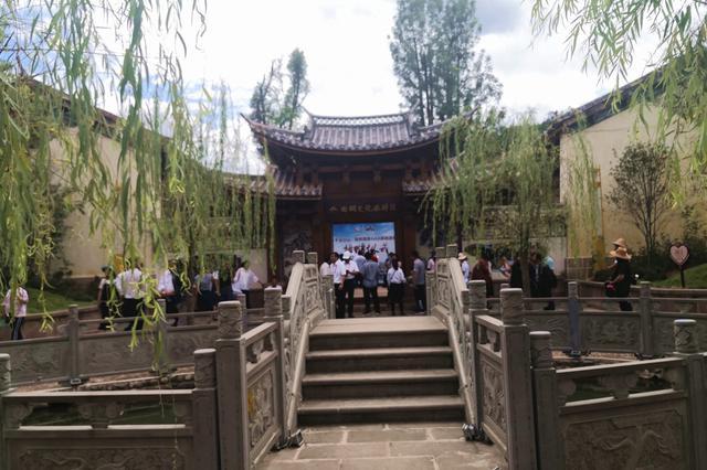 永平宝台山、曲硐国家3A级旅游景区正式授牌