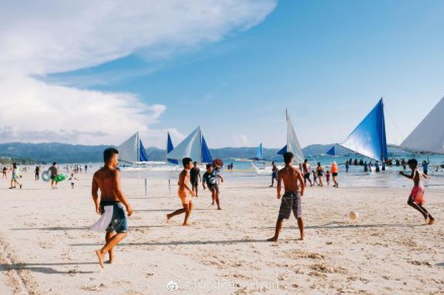 昆明直飞长滩岛!开启最美菲律宾海岛度假模式