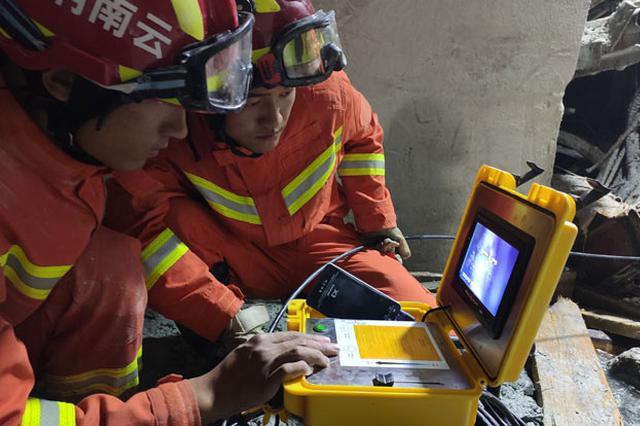 云南临沧在建隧道事故已致6人遇难 仍有6人被困