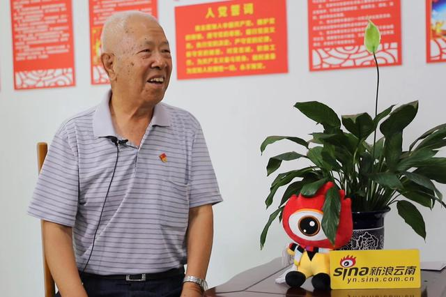 70人献礼70年 85岁革命老兵李宗堂追忆红色岁月