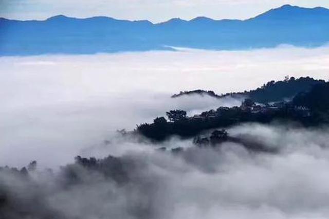 温馨提示:云南近期多大风大雾 雾中活动需戴口罩