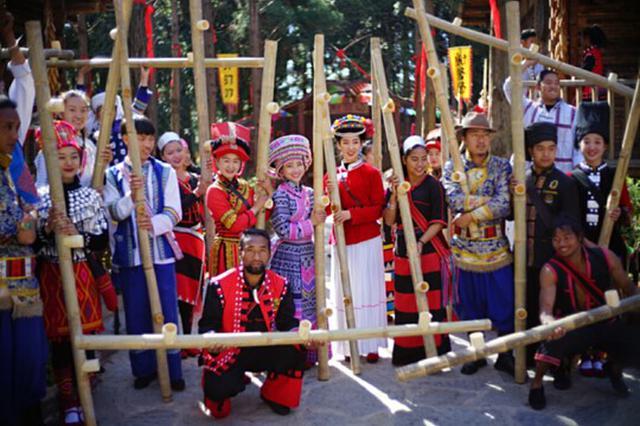 特色趣味民俗活动精彩纷呈 这个春节云南民族村邀你来打卡