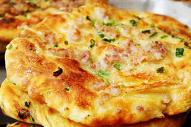 美食丨大理喜洲粑粑:独特的烤制方法 独特的口感