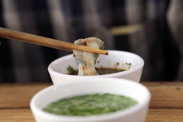 美食丨河口小卷筒:令人赞叹不已的传统壮族味道