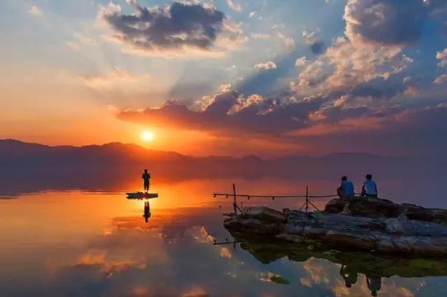 云品丨湖鲜盛宴将来袭!7月1日起抚仙湖起开湖捕鱼