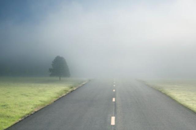 """别在户外锻炼 云南多地现大雾天气 请""""雾""""必小心!"""