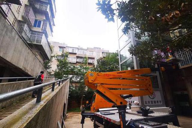 云南首批共享电梯投用,这个小区房价立马涨2000元/㎡