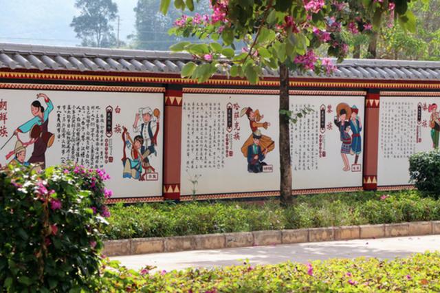 镇沅民族中学以文化、特色育人 强力推进民族团结教育