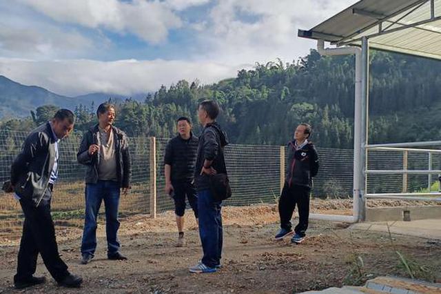 镇沅和平镇2020年东西扶贫协作项目通过县级验收