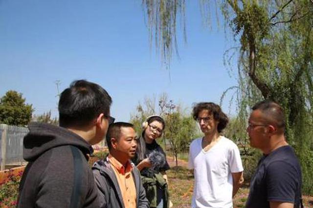 中德專家考察云南鄉村振興水環保模式