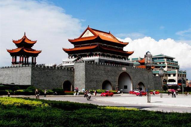 曲靖要建設成為名副其實的云南副中心城市