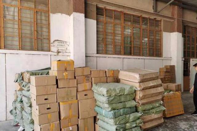 上海警方侦破特大制售假普洱茶案 市场价值高达18亿元