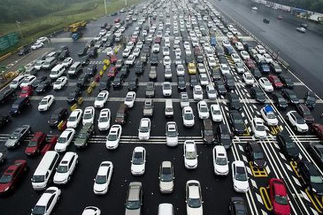 """高德地图发布预测报告 今年""""五一""""黄金周高速拥堵或空前"""