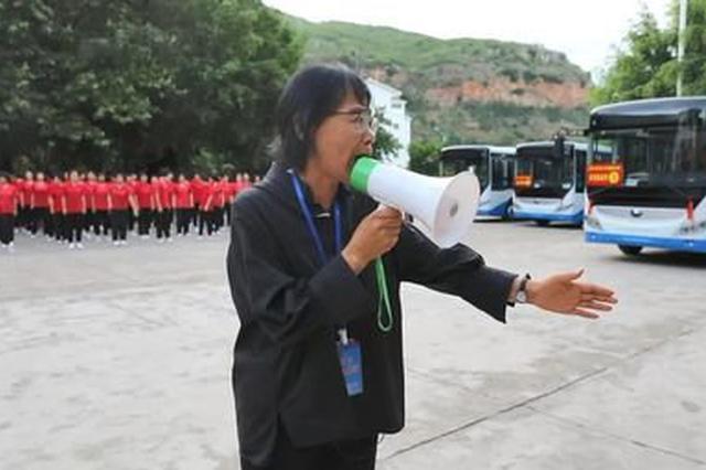 直击2021云南高考丨张桂梅再送150名女高学生高考