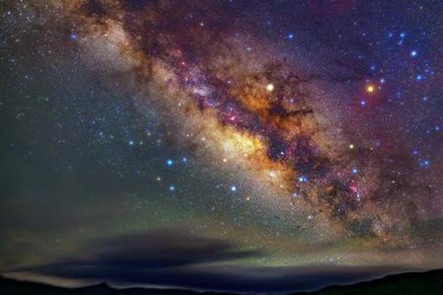 延时摄影|3分钟唯美视频 看璀璨星空下的香格里拉