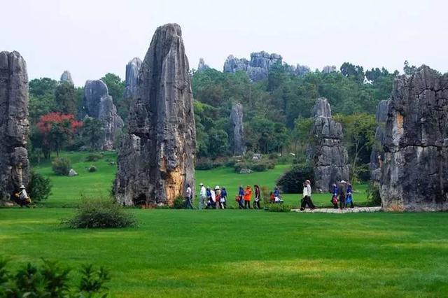 石林:打造国际知名旅游目的地和现代特色农业基地
