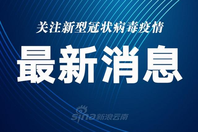 7月13日,云南新增本土新冠肺炎确诊病例1例、境外输入确诊病