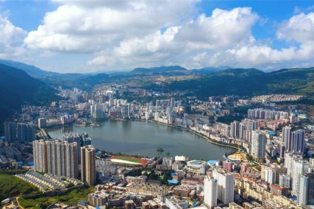 """红河州:推进滇南中心城市一体化发展 提高""""蒙个开建""""四县市"""