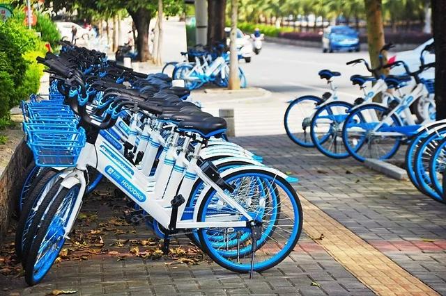 昆明拟投放12万辆共享单车