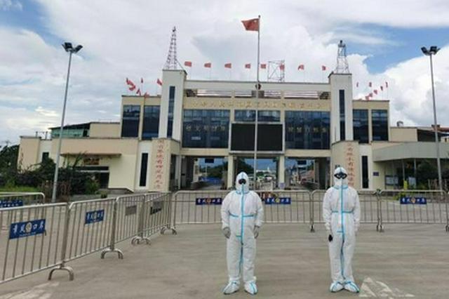 中缅边境云南瑞丽:移民管理警察的中秋节