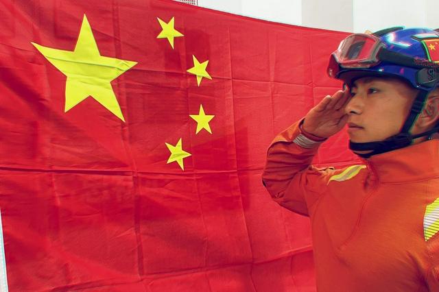 云南森林消防总队特勤大队丨礼赞祖国 我们想对您说......