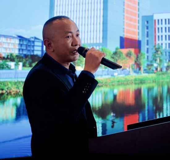 云南正浩建设集团副总经理太迎春