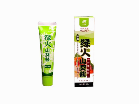 昆明川达食品有限公司 绿火山葵酱