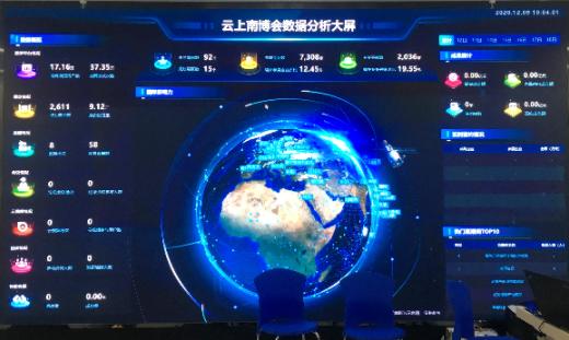"""""""云上南博会""""到底有多少新科技?抢鲜看→"""