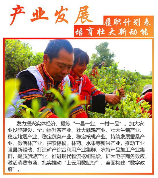 """【图解2020年镇沅""""小目标""""】奋力推进新时代镇沅高质量发展"""