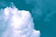 丽江有像棉花糖一样的云朵