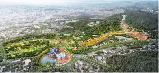 世博园改造提升项目效果图